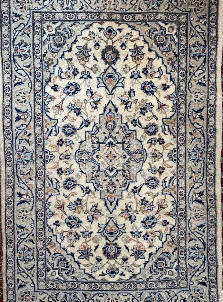 فرش دستباف ذرع و نیم اردکان طرح فتاحی ۱٫۵ متری