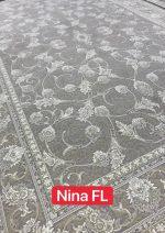 فرش تهران طرح نینا FL شانه ۱۲۰۰ تراکم ۳۶۰۰