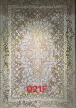 فرش تهران طرح گیتا ۰۲۱F شانه ۱۲۰۰ تراکم ۳۶۰۰