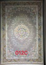 فرش تهران طرح ۰۱۲C شانه ۱۲۰۰ تراکم ۳۶۰۰