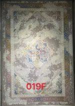 فرش تهران طرح ۰۱۹F شانه ۱۲۰۰ تراکم ۳۶۰۰
