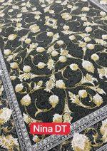فرش تهران طرح نینا DT شانه ۱۲۰۰ تراکم ۳۶۰۰