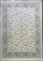 فرش جردن کلکسیون کلاسیک وینتیج طرح رامش نقره ای
