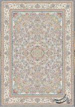 فرش نگین ابریشم مشهد طرح ۱۴۱۶فیلی